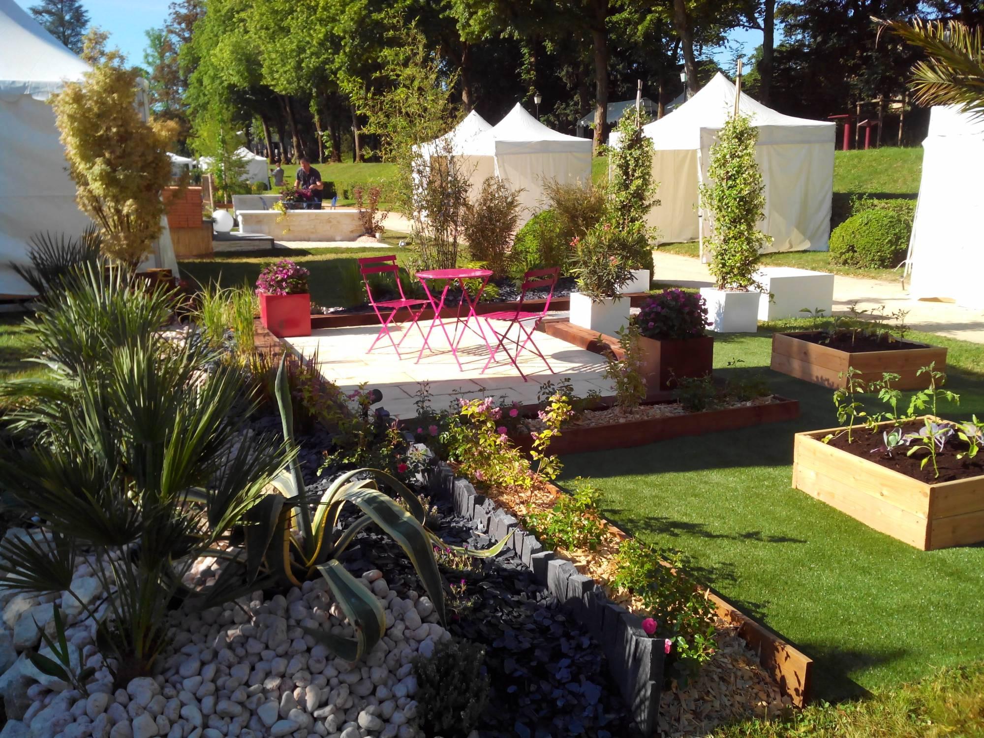 paysagiste jardinier chuzelles cr ation et entretien