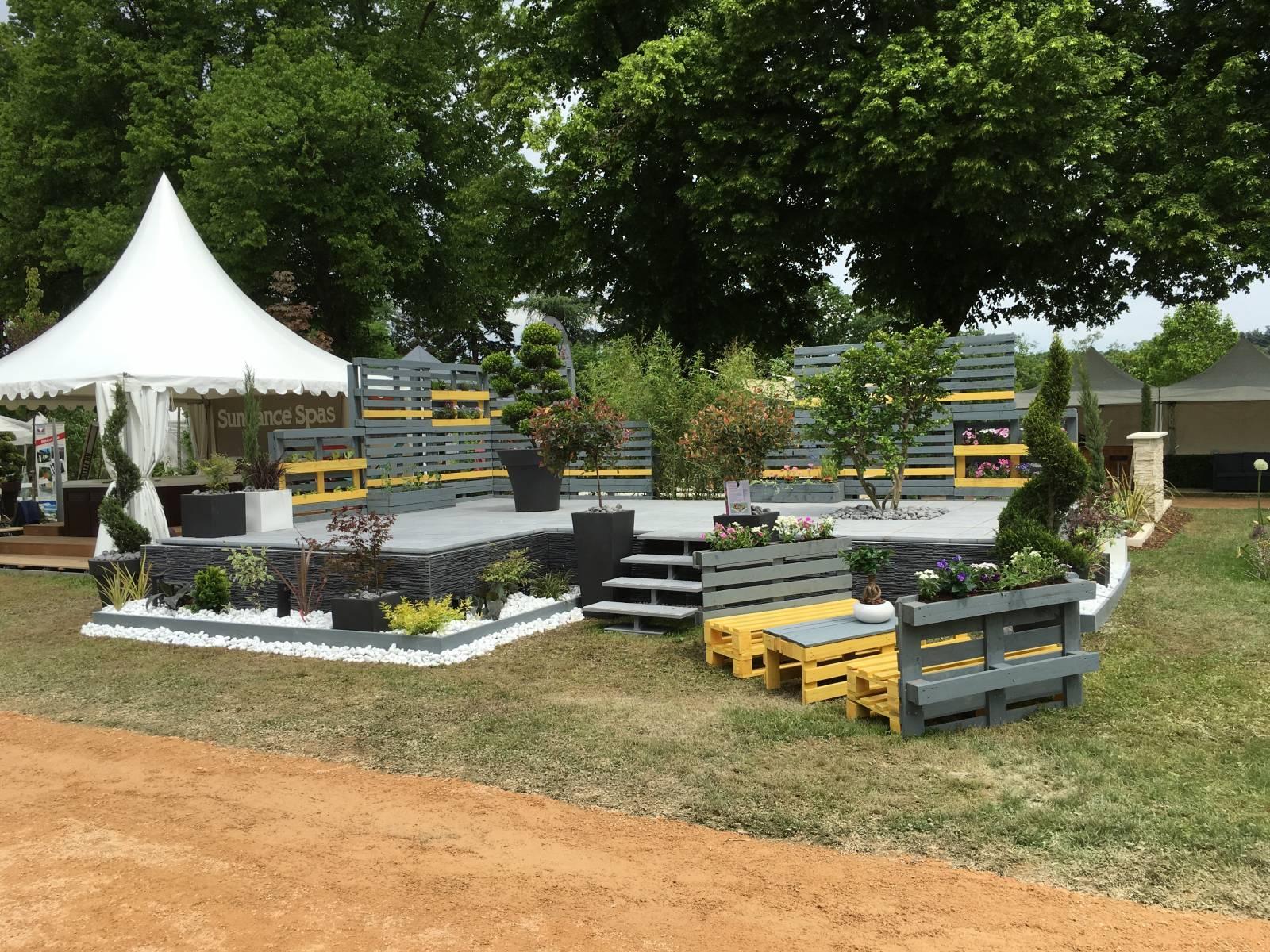 Aménagement de jardin paysager à Vienne (38) et sud de Lyon - Actual ...